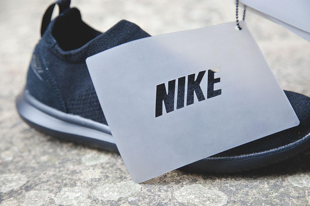 Rubber Stencils untuk spray paint Nike Gakou