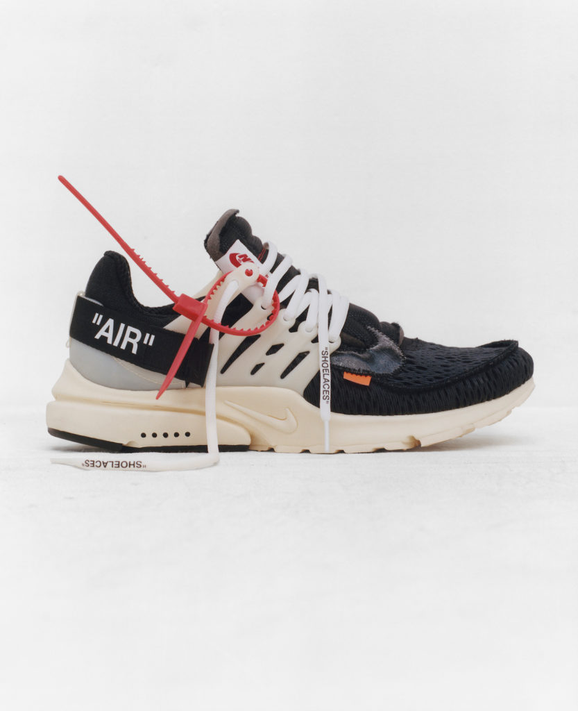 The Ten: Nike Air Presto x Virgil Abloh