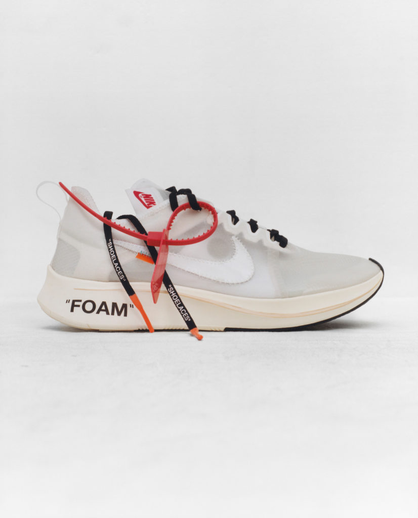 The Ten: Nike Zoom Vaporfly x Virgil Abloh
