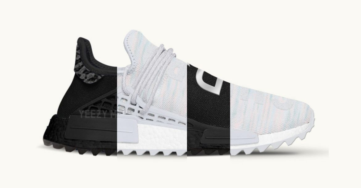 a20dedb46ff5 How To Cop The Pharrell x Chanel x adidas NMD Human Race Trail