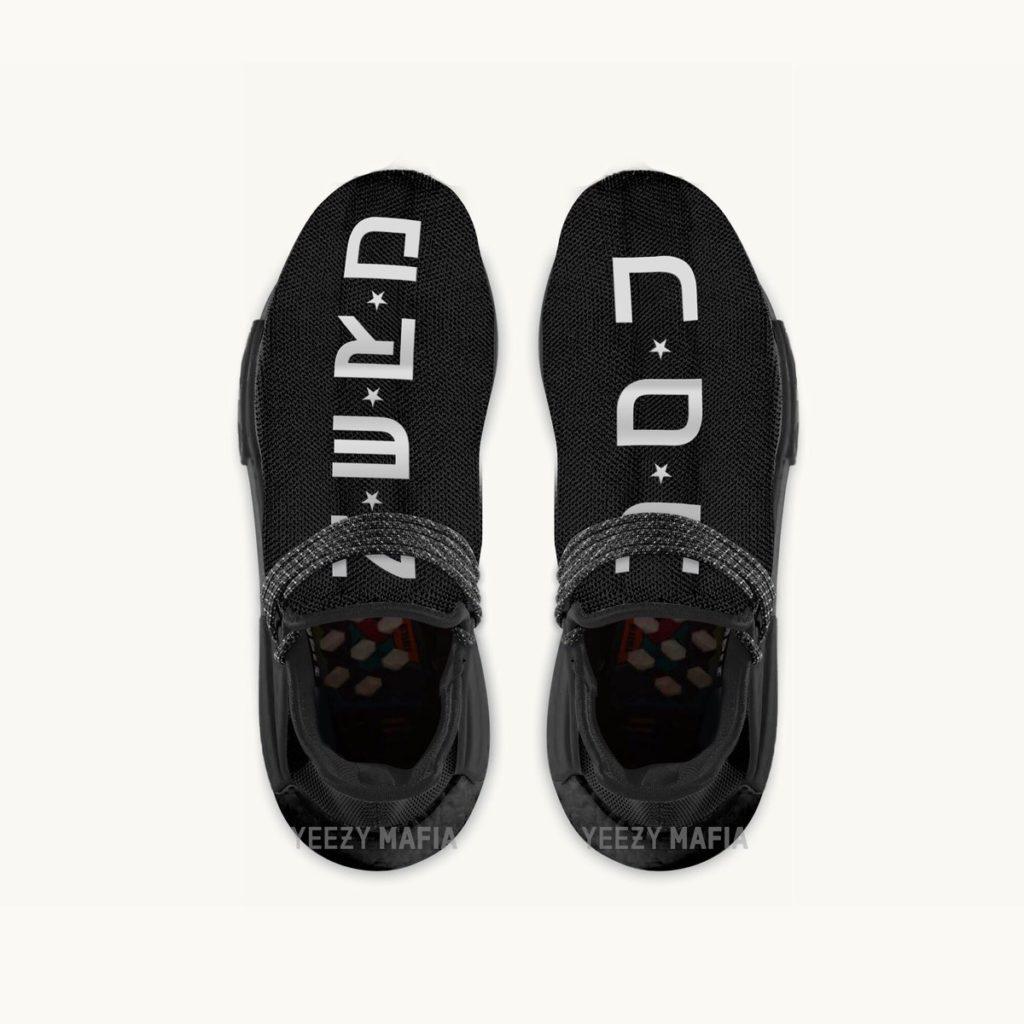adidas NMD HU Trail N.E.R.D