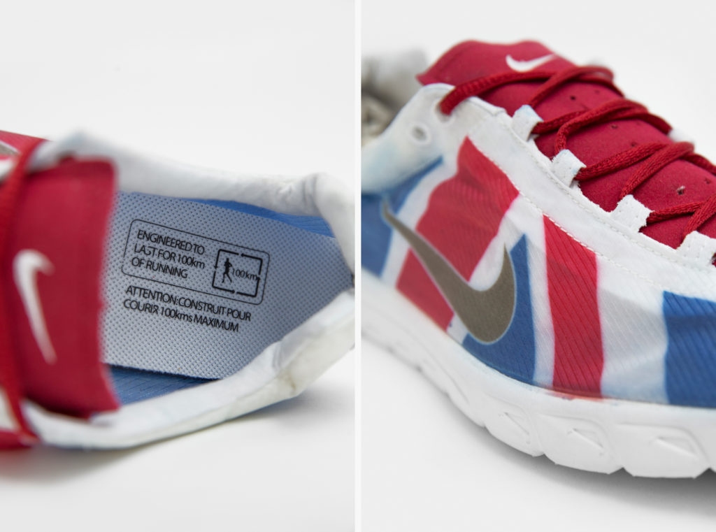 Nike Mayfly Union Jack