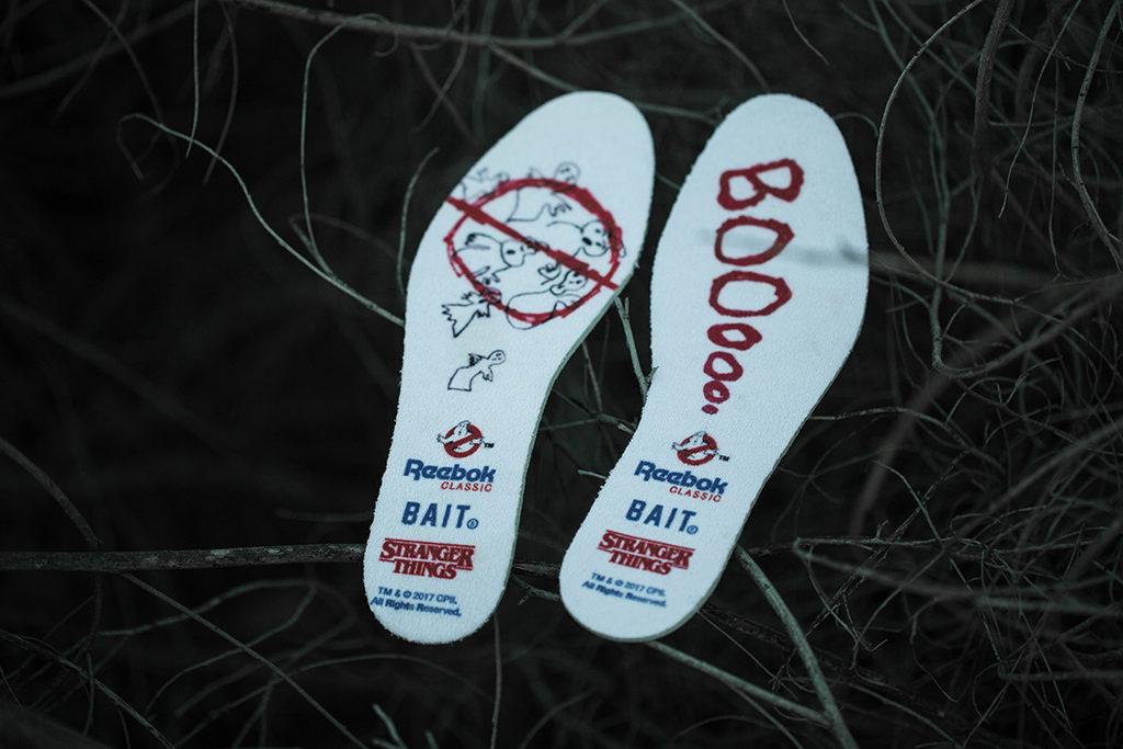 Sepatu Reebok Stranger Things