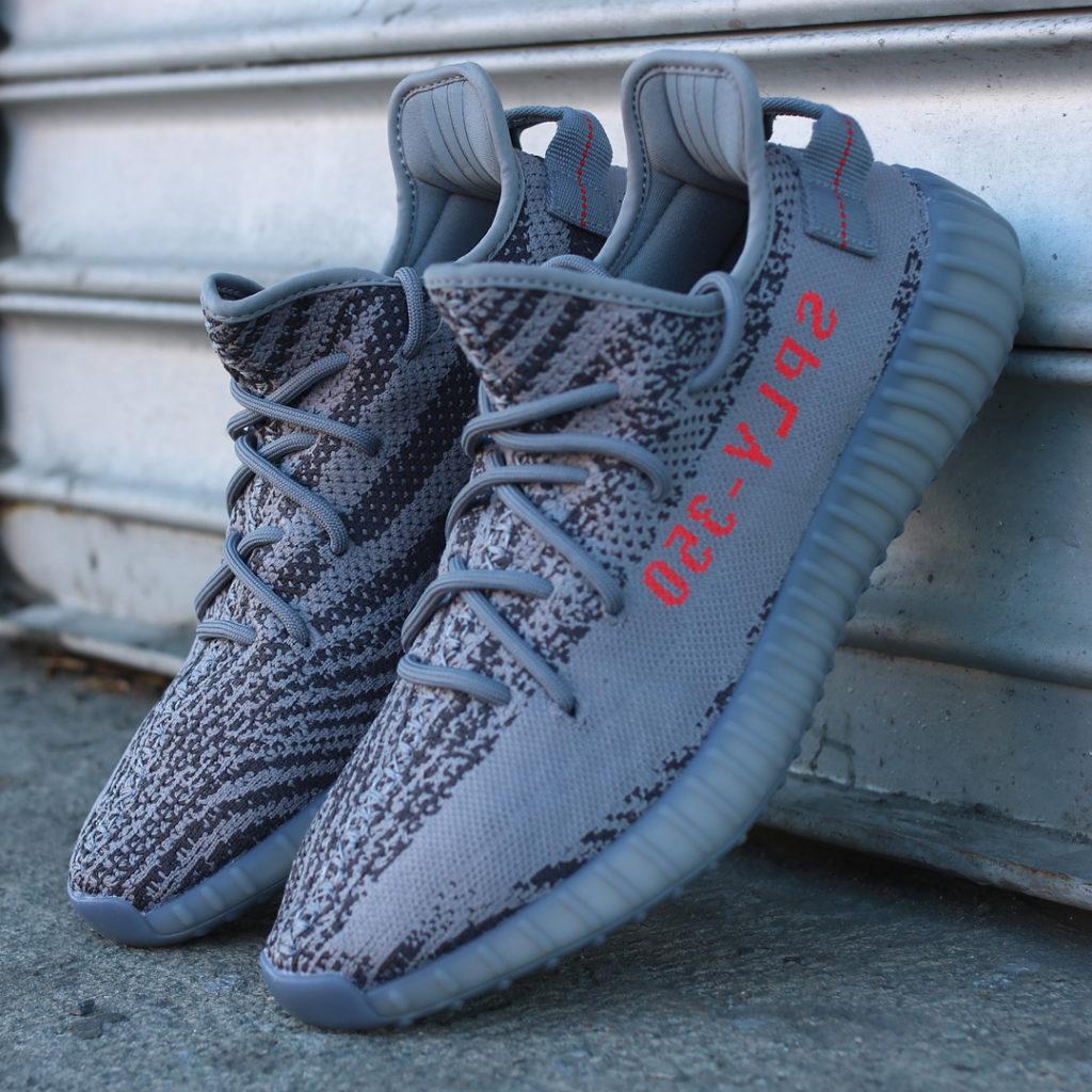 sepatu adidas yeezy boost kanye west 350 V2 Beluga 2.0
