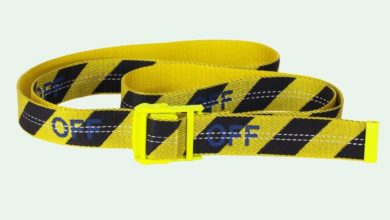 Photo of Off-White Merilis Industrial Belt Model Terbaru