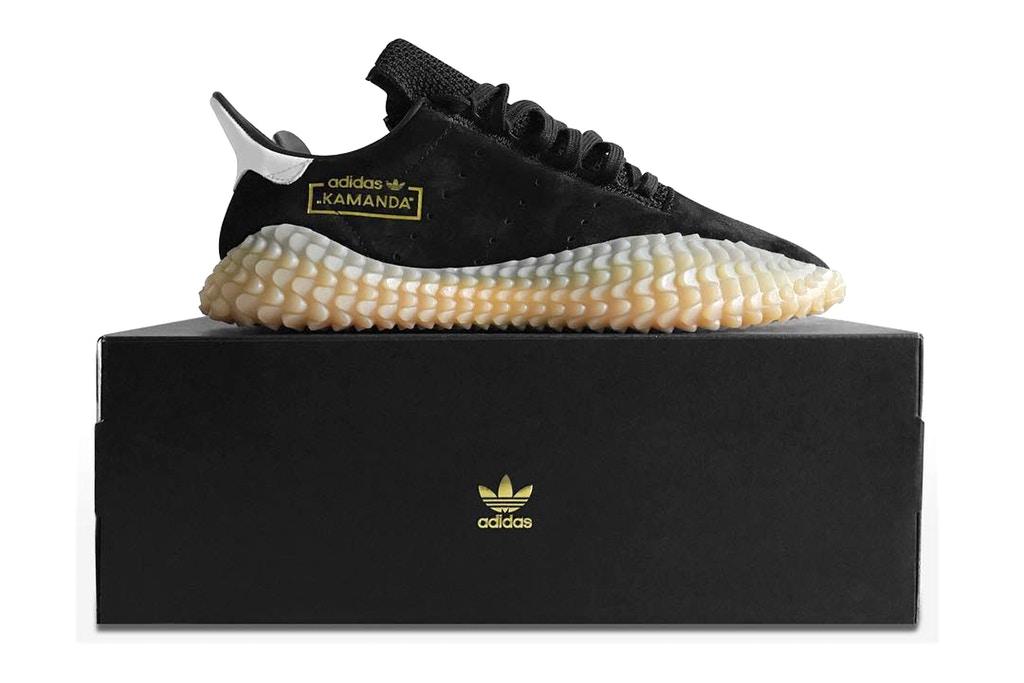 Sneaker Sepatu adidas Kamanda 2018