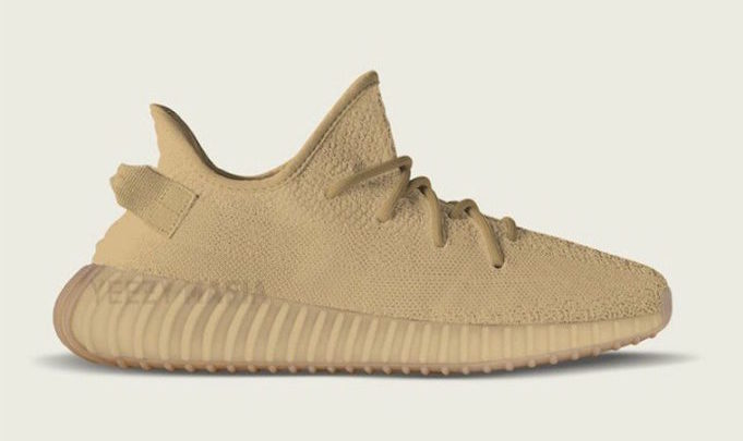 Photo of Sepatu adidas Yeezy Boost 350 V2 Butter Rilis Juni 2018