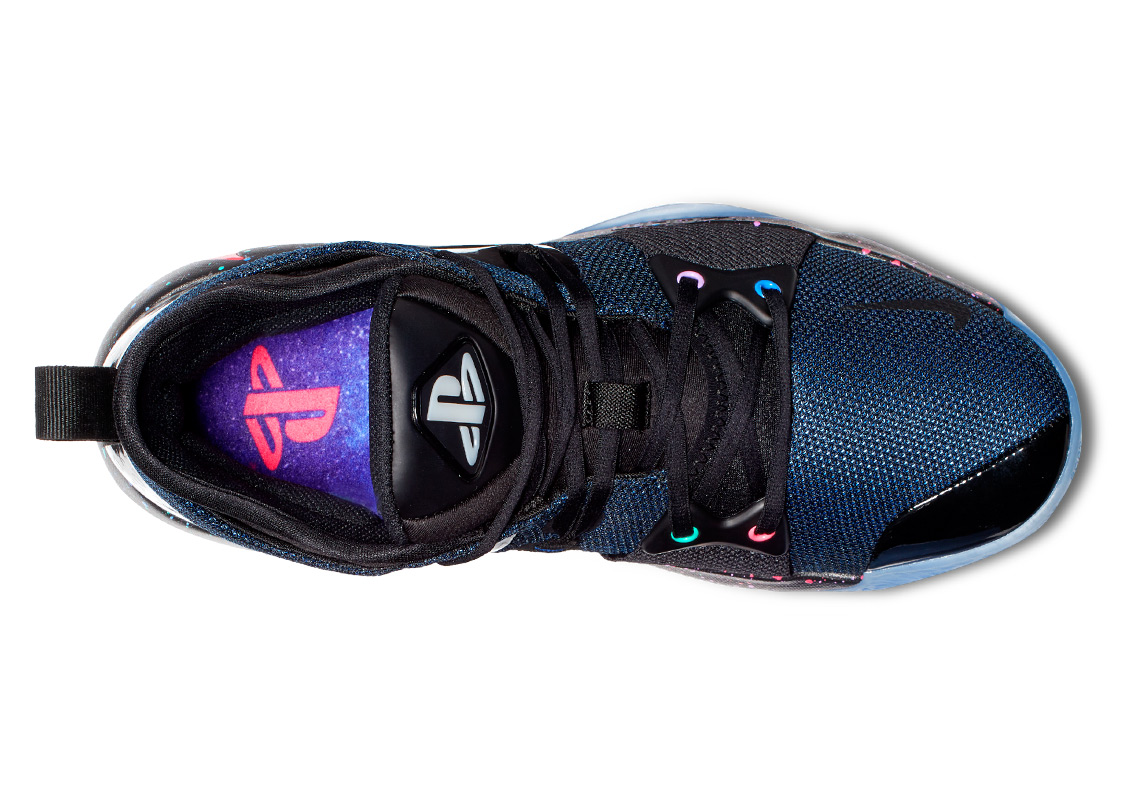 Sepatu Nike PG 2 Playstation Paul George Sneakers Terbaru 2018