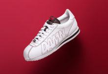 Foto Sneakers Sepatu Nike Cortez Kenny 1 DAMN Kendrick Lamar