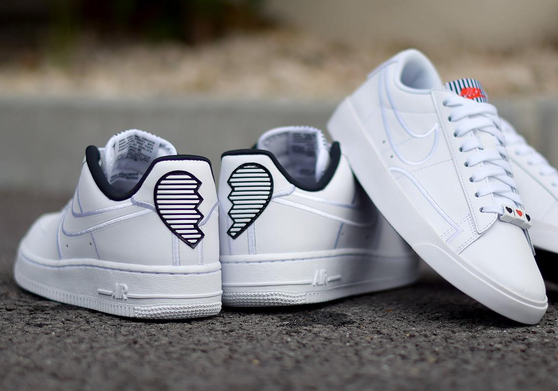 Sepatu Nike Valentine's Day Broken Heart