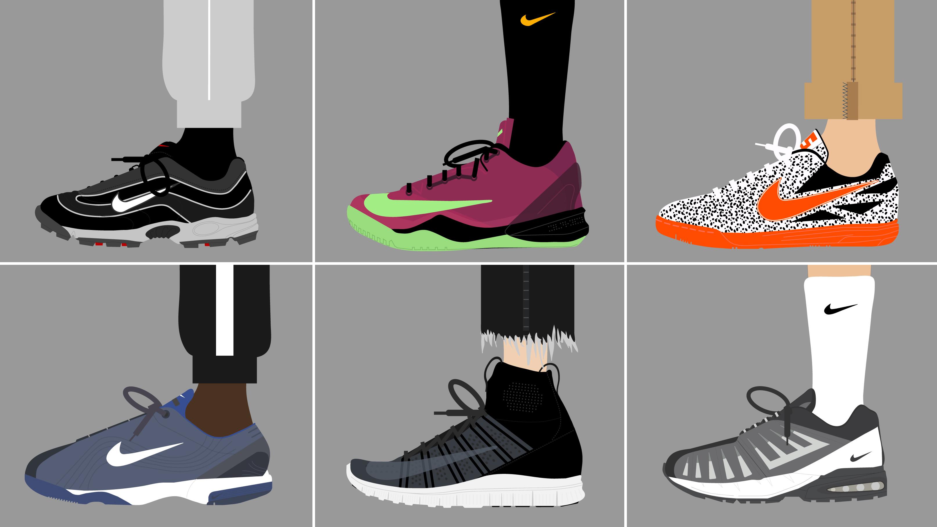 Sejarah Sepatu Nike Mercurial Dari Sepatu Bola Ke Street