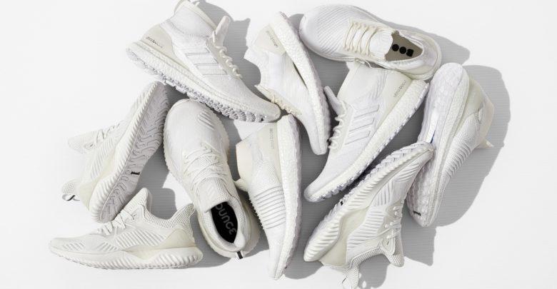 Sepatu Adidas Running Undye Pack 2018 - Ultra Boost All Terrain, Laceless, X dan adidas Alphabounce Beyond.