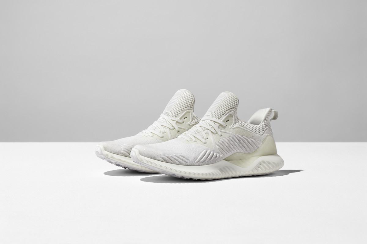Sepatu Adidas Running Undye Pack 2018 - Ultra Boost All Terrain, Laceless, X dan adidas Alphabounce Beyond.
