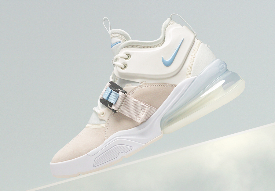 Sepatu Nike Air Force 270 Phantom - Sneaker Nike 2018