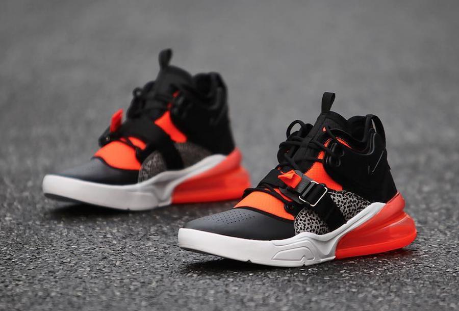 Sepatu Nike Air Force 270 - Sneaker Baru Nike 2018