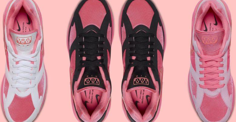 Sepatu Nike Air Max 180 x Comme des Garcons CDG 2018 - Sneakers Terbaru Rilis 2018