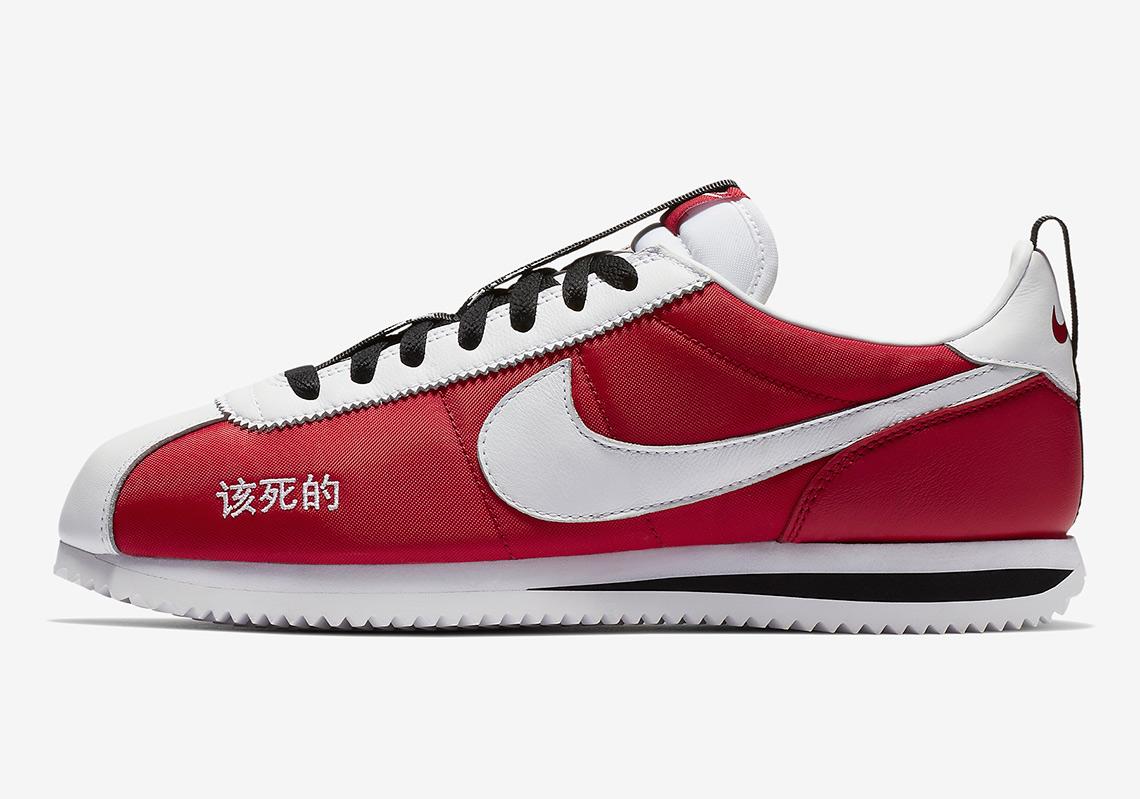 Sepatu Nike Cortez Kendrick Lamar Kungfu Kenny Info harga dan Rilis