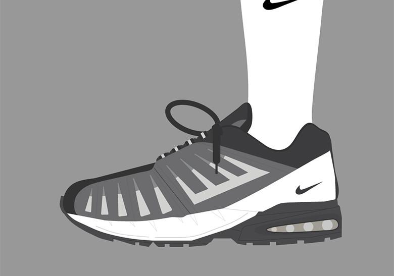Sepatu Nike Mercurial - Air Max Mercurial 2001