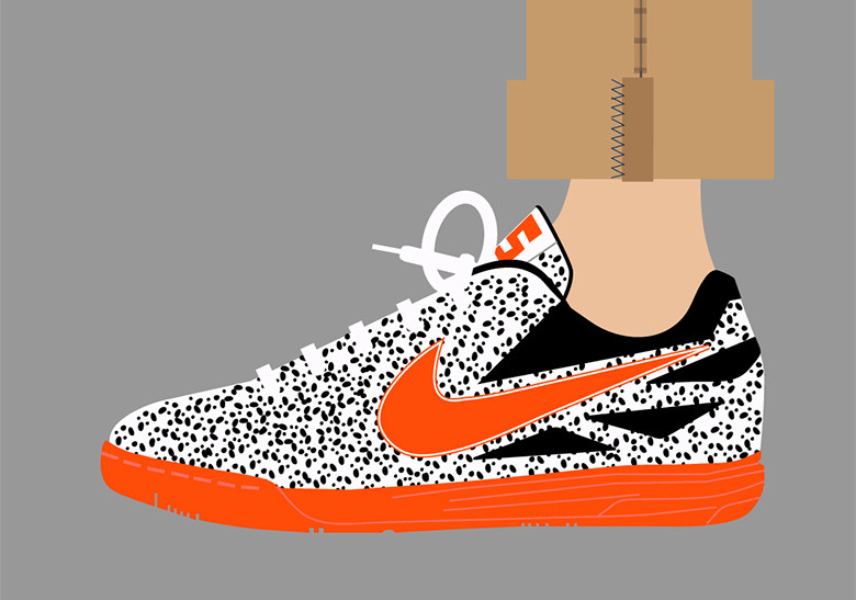 Sepatu Nike Mercurial - Nike Lunar Gato Safari (2011)