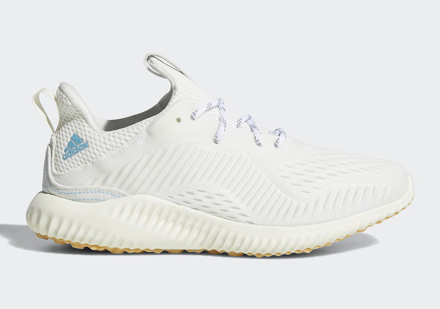 Sepatu adidas x Parley For The Oceans - Alpha Bounce x Parley 2018 Sneakers Terbaru