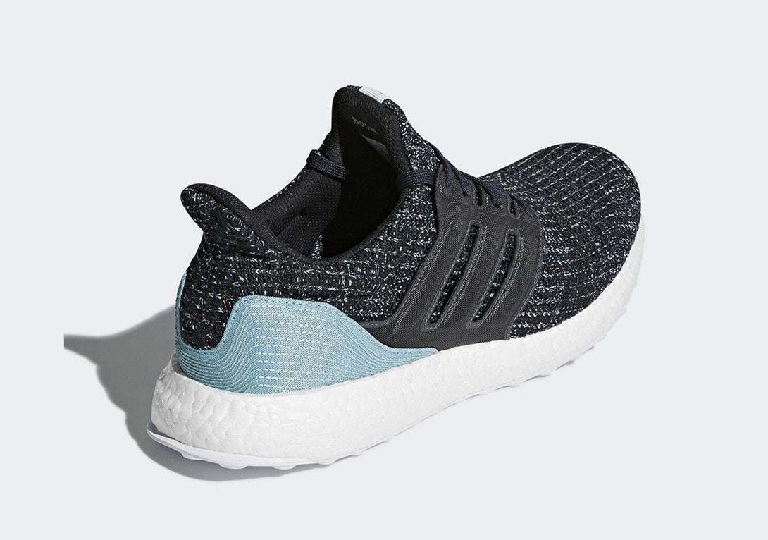 Sepatu adidas x Parley For The Oceans - Ultra Boost x Parley 2018 Sneakers Terbaru