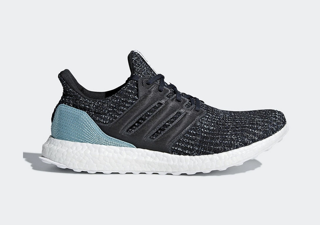c92fe59b920f64 Sepatu adidas x Parley For The Oceans - Ultra Boost x Parley 2018 Sneakers  Terbaru