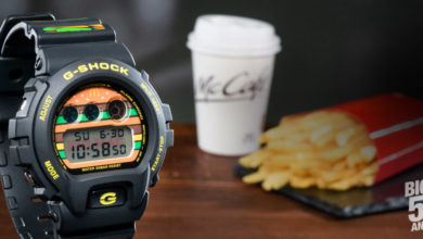 Photo of Jam Tangan G-Shock x McDonald's BIG MAC 50th Anniversary Edition.