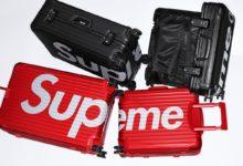 Koper Supreme x RIMOWA 2018 - Topas Multiwheel - Info Harga Retail & Reseller + Tanggal Rilis