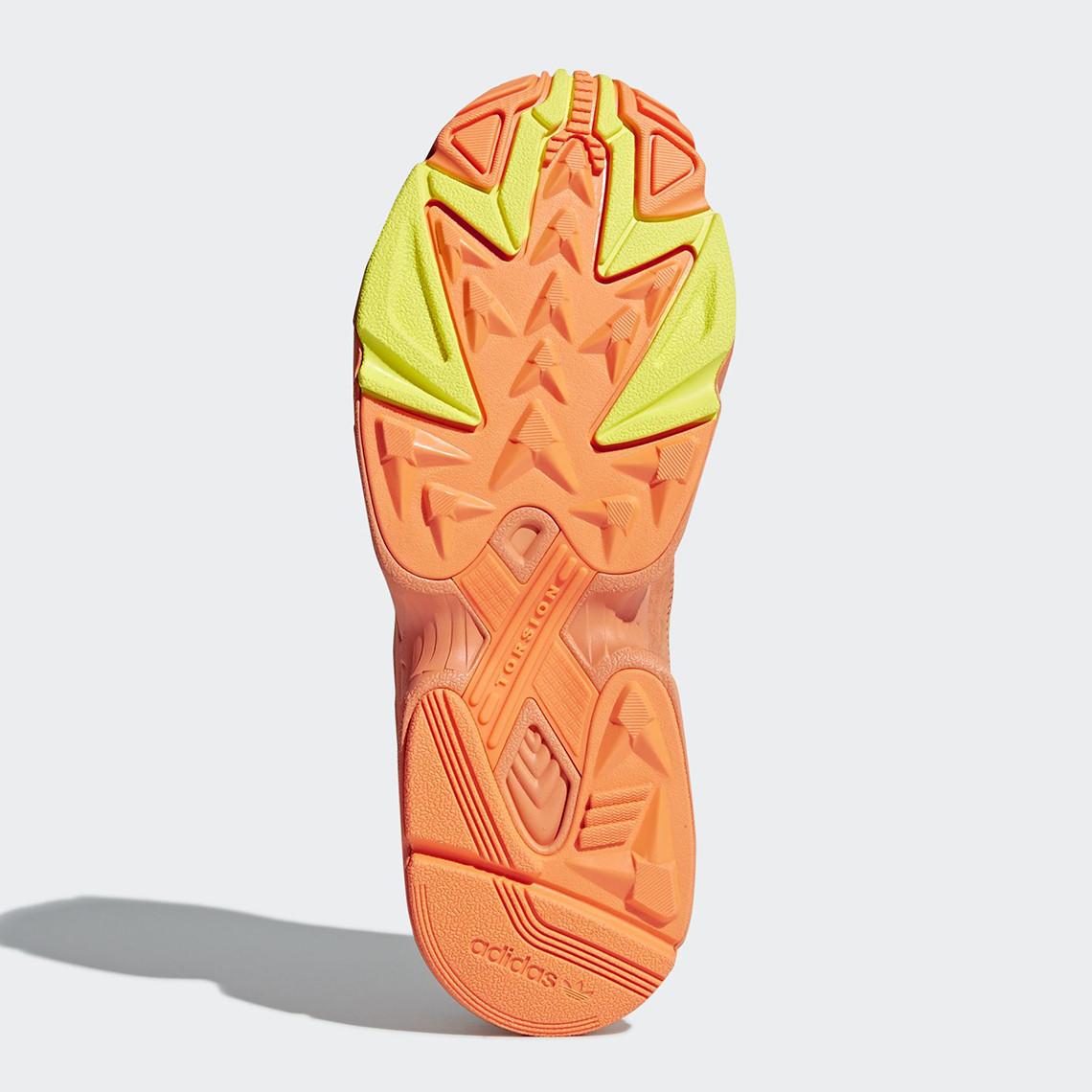 sepatu adidas Yung-1 2018 - Sneakers Baru Adidas 2018 - Orange Goku Dragon Ball