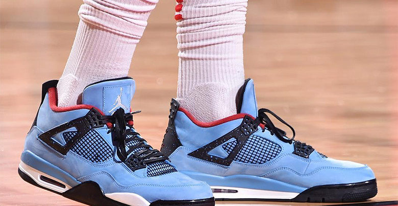 Info Rilis, Harga, Warna, dan Store - Sepatu Air Jordan 4 Cactus Jack Travis Scott 2018 - Kolaborasi Nike x Travis Scott Terbaru