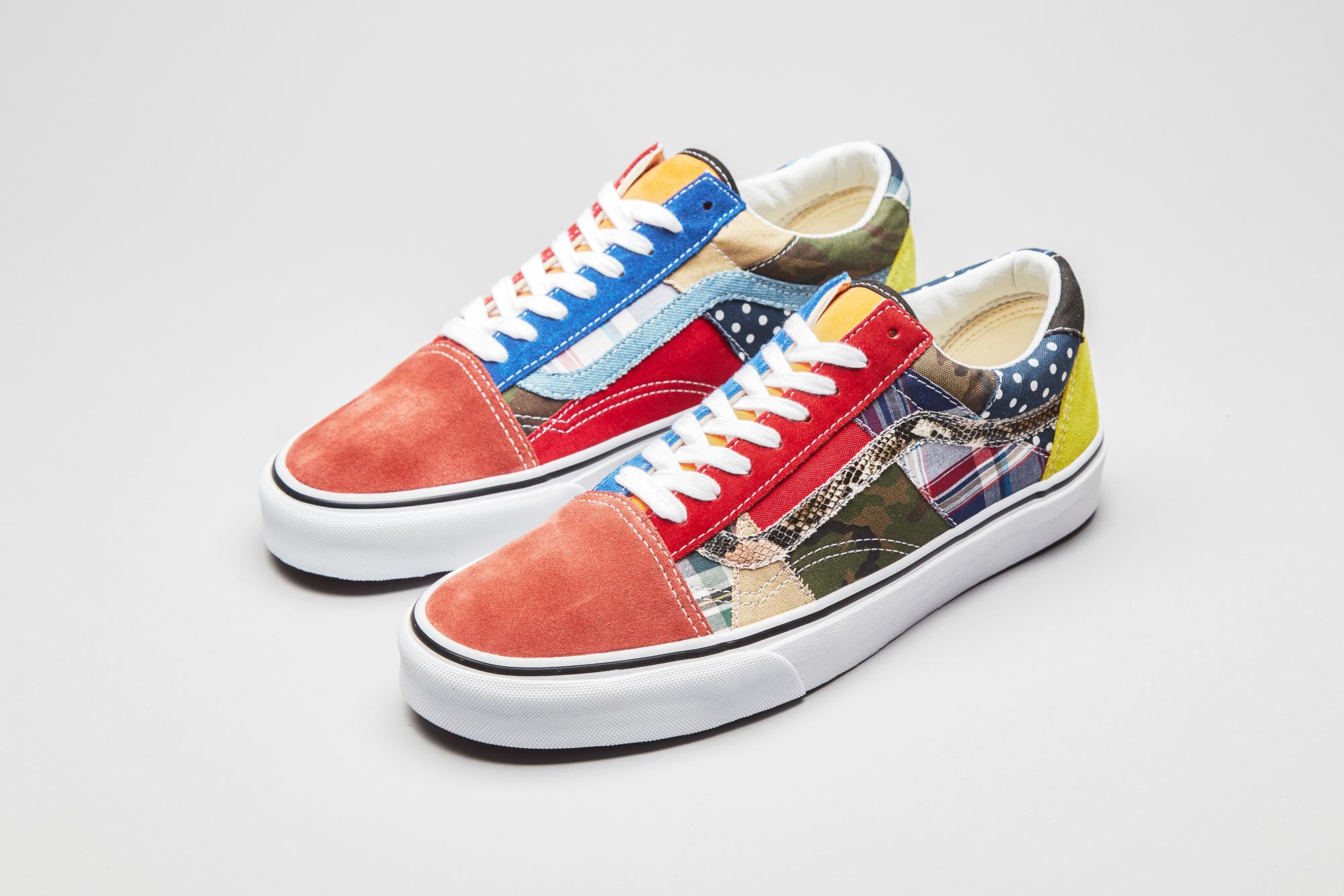 Sepatu Vans Old Skool Factory Floor 2018 - Sneaker Vans Terbaru Info Harga Retail & Rilis Limited Edition