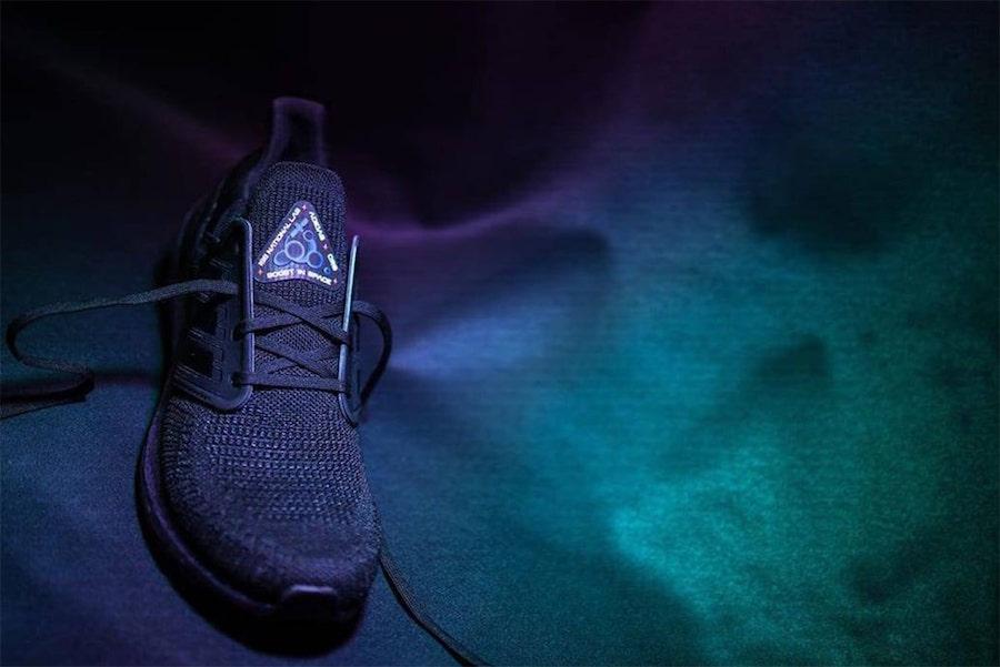 sepatu adidas ultra boost 2020, space sneakers