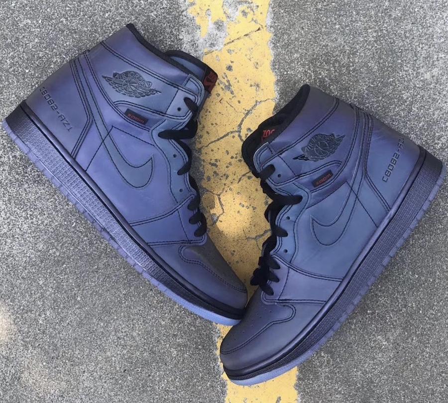 Sepatu Air Jordan 1 Zoom R2T Retro high OG - Sneakers Jordan Terbaru 2020