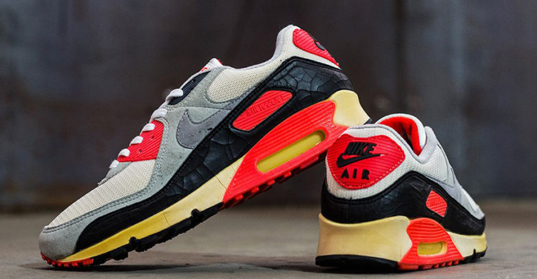 Photo of Sepatu Nike Air Max 90 Infrared OG, Dirilis Kembali!