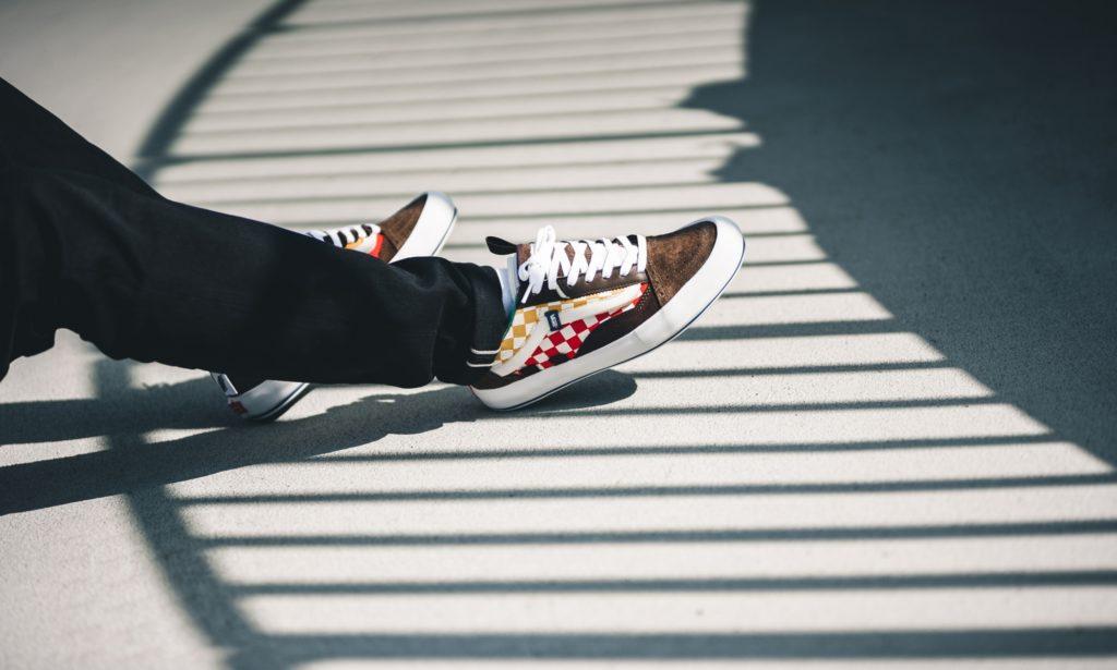 Sepatu Vans Old Skool Cap LX Regrind Multicolor Brown Cut & Paste Sneakers Terbaru 2020 - Info Rilis & Harga