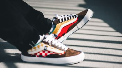 Photo of Sepatu Vans Old Skool Cap LX Regrind / Multi Color, Cut and Paste Versi Baru!
